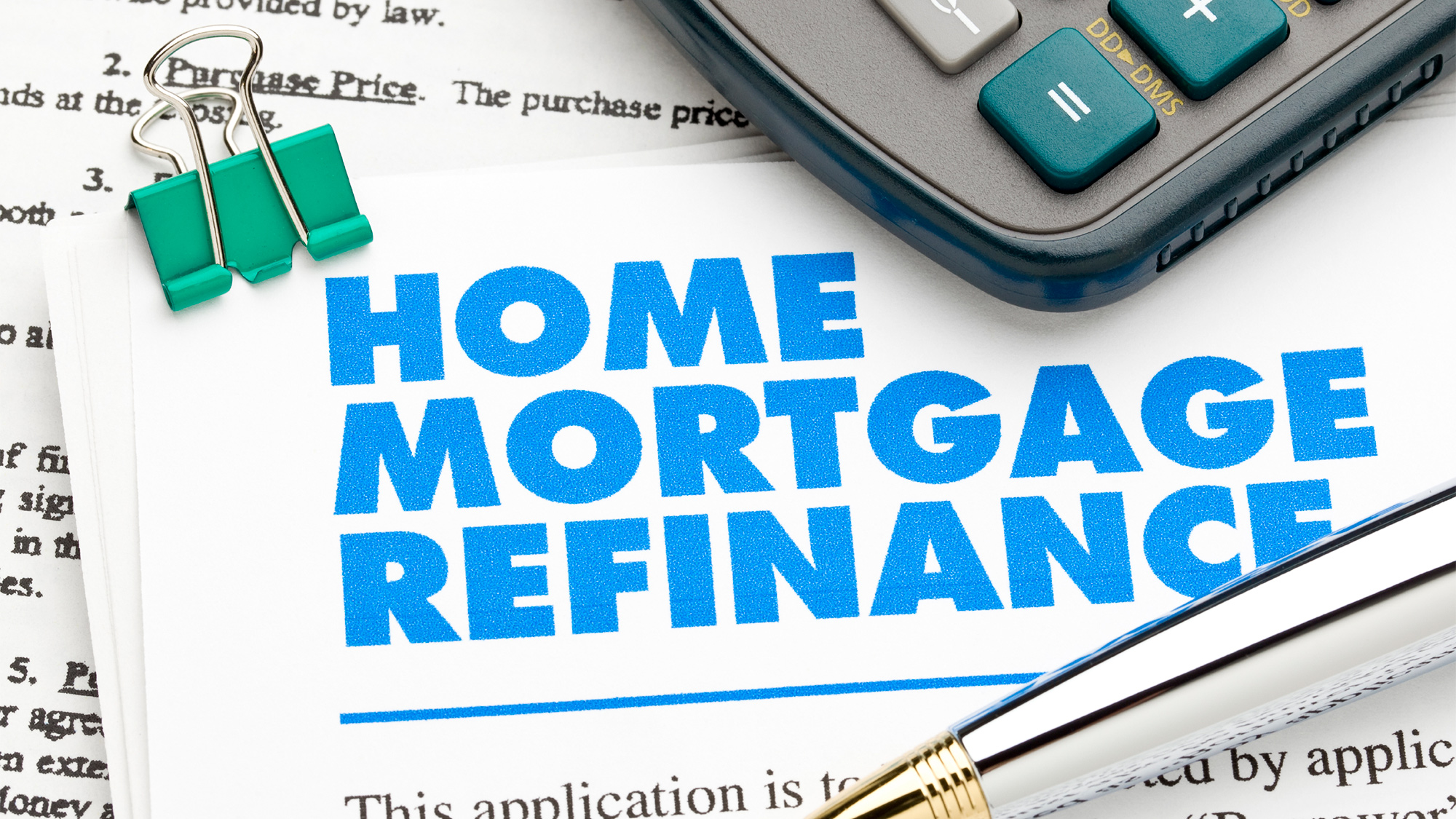 Should I Refinance With a Heloc?